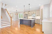 House Design - Craftsman Interior - Kitchen Plan #461-75