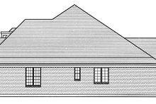 European Exterior - Other Elevation Plan #46-855