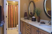 Country Interior - Bathroom Plan #17-3283