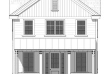 Architectural House Design - Farmhouse Exterior - Front Elevation Plan #901-136