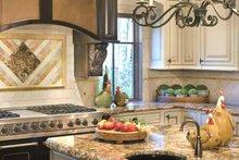 Traditional Interior - Kitchen Plan #48-877