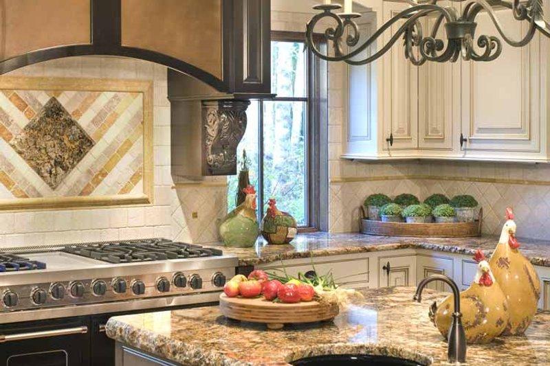 Traditional Interior - Kitchen Plan #48-877 - Houseplans.com