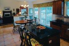 Home Plan - Victorian Interior - Kitchen Plan #314-209