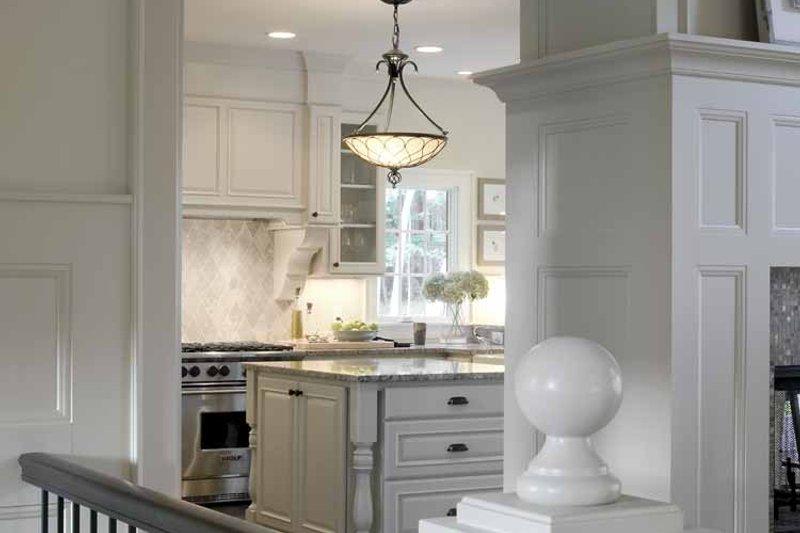 European Interior - Kitchen Plan #928-40 - Houseplans.com