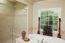 Architectural House Design - Traditional Interior - Bathroom Plan #929-605
