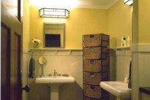 Bungalow Interior - Bathroom Plan #928-22