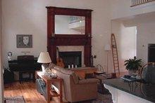 Dream House Plan - Country Interior - Kitchen Plan #137-216