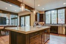 Craftsman Interior - Kitchen Plan #892-28