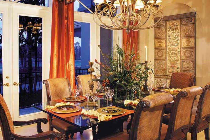 Mediterranean Interior - Dining Room Plan #930-316 - Houseplans.com