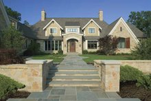 House Plan Design - Country Exterior - Front Elevation Plan #928-183