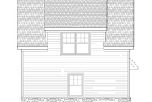 Architectural House Design - Craftsman Exterior - Other Elevation Plan #1029-66