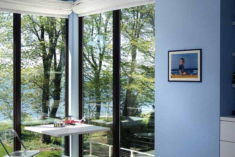 Contemporary Interior - Bedroom Plan #928-77 - Houseplans.com