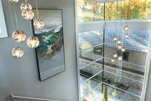 Contemporary Interior - Entry Plan #928-261