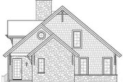Cottage Style House Plan - 3 Beds 2 Baths 1625 Sq/Ft Plan #23-760 Exterior - Other Elevation