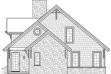 Home Plan - Cottage Exterior - Other Elevation Plan #23-760
