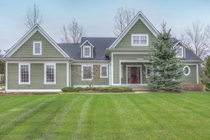 Traditional Exterior - Front Elevation Plan #901-133