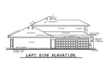 Dream House Plan - European Exterior - Other Elevation Plan #20-2361