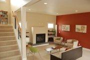 Prairie Style House Plan - 4 Beds 2.5 Baths 2439 Sq/Ft Plan #434-2 Photo