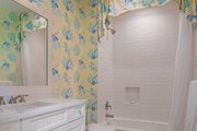 Cottage Style House Plan - 4 Beds 3 Baths 2483 Sq/Ft Plan #938-87 Interior - Bathroom