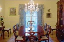 Home Plan - Victorian Interior - Dining Room Plan #314-209