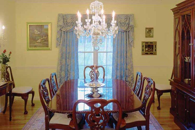Victorian Interior - Dining Room Plan #314-209 - Houseplans.com