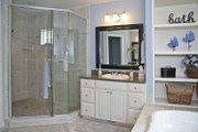 Craftsman Style House Plan - 3 Beds 3.5 Baths 3136 Sq/Ft Plan #928-54 Interior - Master Bathroom