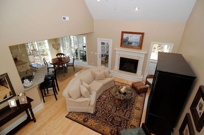 Country Interior - Family Room Plan #927-258 - Houseplans.com