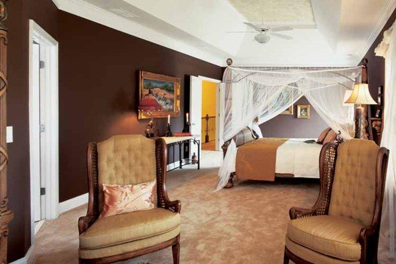 Classical Interior - Master Bedroom Plan #927-60 - Houseplans.com