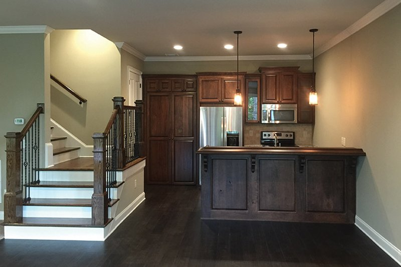 Ranch Interior - Other Plan #437-71 - Houseplans.com
