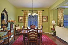 Country Interior - Dining Room Plan #930-364