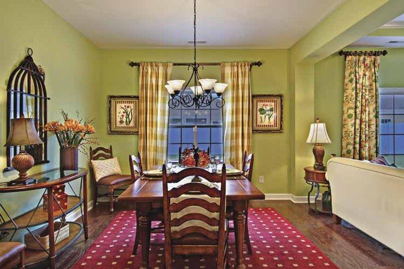 Country Interior - Dining Room Plan #930-364 - Houseplans.com