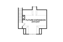 Craftsman Floor Plan - Other Floor Plan Plan #314-288