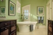 Traditional Style House Plan - 3 Beds 3.5 Baths 3098 Sq/Ft Plan #928-95 Interior - Bathroom