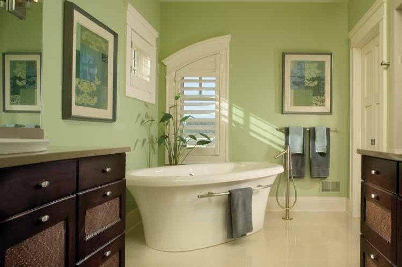 Traditional Interior - Bathroom Plan #928-95 - Houseplans.com