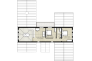 Farmhouse Style House Plan - 3 Beds 2.5 Baths 2736 Sq/Ft Plan #924-5 Floor Plan - Upper Floor Plan
