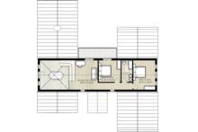 Farmhouse Floor Plan - Upper Floor Plan Plan #924-5