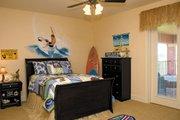 Mediterranean Style House Plan - 6 Beds 4.5 Baths 4391 Sq/Ft Plan #930-355 Interior - Bedroom