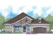 Country Style House Plan - 4 Beds 3 Baths 2150 Sq/Ft Plan #938-80 Exterior - Front Elevation