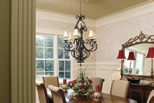 Country Interior - Dining Room Plan #929-678