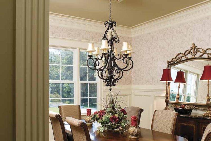 Country Interior - Dining Room Plan #929-678 - Houseplans.com