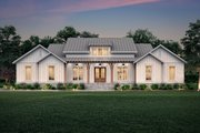 Farmhouse Style House Plan - 3 Beds 2 Baths 2589 Sq/Ft Plan #430-224