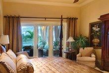 Mediterranean Interior - Master Bedroom Plan #930-13