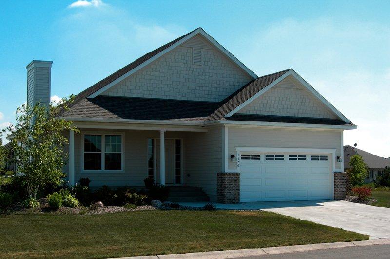House Design - Victorian Exterior - Front Elevation Plan #20-2225