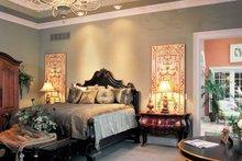 European Interior - Master Bedroom Plan #46-774