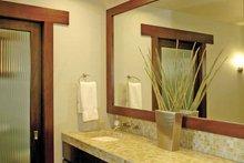 Craftsman Interior - Master Bathroom Plan #928-15