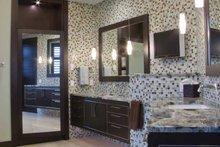 Architectural House Design - Contemporary Interior - Master Bathroom Plan #928-67