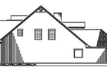 Country Exterior - Other Elevation Plan #17-2767