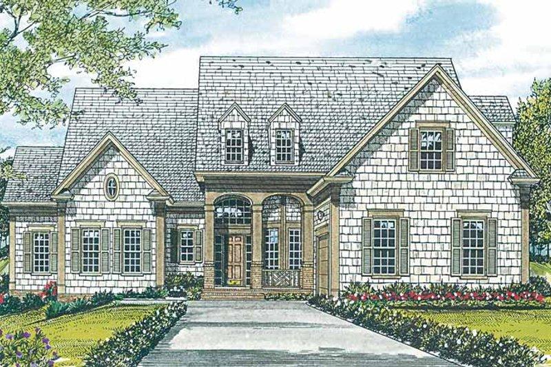 House Plan Design - Victorian Exterior - Front Elevation Plan #453-174