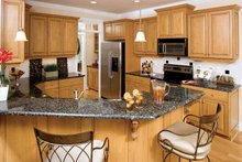 Home Plan - Country Interior - Kitchen Plan #929-359