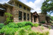 Dream House Plan - Prairie Exterior - Front Elevation Plan #80-211